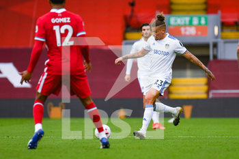 12/09/2020 - Leeds United midfielder Kalvin Phillips (23) in action during the English championship Premier League football match between Liverpool and Leeds United on September 12, 2020 at Anfield in Liverpool, England - Photo Malcolm Bryce / ProSportsImages / DPPI - LIVERPOOL VS LEEDS UNITED - ENGLISH PREMIER LEAGUE - CALCIO