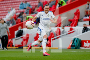 12/09/2020 - Leeds United midfielder Jack Harrison (22) during the English championship Premier League football match between Liverpool and Leeds United on September 12, 2020 at Anfield in Liverpool, England - Photo Simon Davies / ProSportsImages / DPPI - LIVERPOOL VS LEEDS UNITED - ENGLISH PREMIER LEAGUE - CALCIO