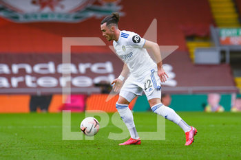12/09/2020 - Leeds United forward Jack Harrison (22) in action during the English championship Premier League football match between Liverpool and Leeds United on September 12, 2020 at Anfield in Liverpool, England - Photo Malcolm Bryce / ProSportsImages / DPPI - LIVERPOOL VS LEEDS UNITED - ENGLISH PREMIER LEAGUE - CALCIO