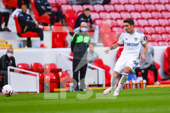 12/09/2020 - Leeds United midfielder Pablo Hernandez (19) passes the ball during the English championship Premier League football match between Liverpool and Leeds United on September 12, 2020 at Anfield in Liverpool, England - Photo Malcolm Bryce / ProSportsImages / DPPI - LIVERPOOL VS LEEDS UNITED - ENGLISH PREMIER LEAGUE - CALCIO