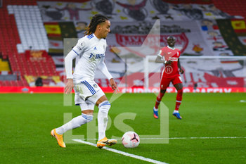 12/09/2020 - Leeds United forward Helder Costa (17) in action during the English championship Premier League football match between Liverpool and Leeds United on September 12, 2020 at Anfield in Liverpool, England - Photo Malcolm Bryce / ProSportsImages / DPPI - LIVERPOOL VS LEEDS UNITED - ENGLISH PREMIER LEAGUE - CALCIO