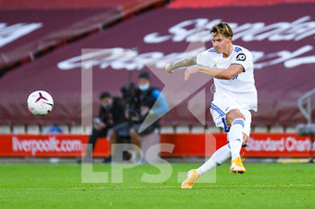 12/09/2020 - Leeds United defender Robin Koch (5) during the English championship Premier League football match between Liverpool and Leeds United on September 12, 2020 at Anfield in Liverpool, England - Photo Malcolm Bryce / ProSportsImages / DPPI - LIVERPOOL VS LEEDS UNITED - ENGLISH PREMIER LEAGUE - CALCIO