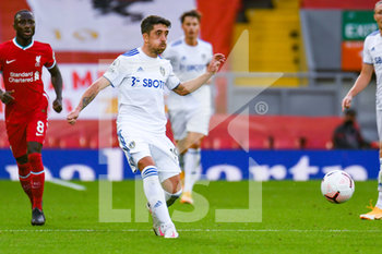 12/09/2020 - Leeds United midfielder Pablo Hernandez (19) during the English championship Premier League football match between Liverpool and Leeds United on September 12, 2020 at Anfield in Liverpool, England - Photo Malcolm Bryce / ProSportsImages / DPPI - LIVERPOOL VS LEEDS UNITED - ENGLISH PREMIER LEAGUE - CALCIO
