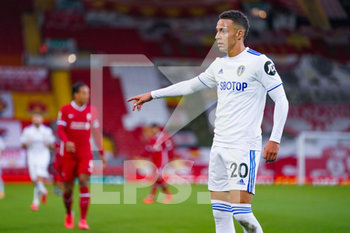 12/09/2020 - Leeds United forward Rodrigo Moreno during the English championship Premier League football match between Liverpool and Leeds United on September 12, 2020 at Anfield in Liverpool, England - Photo Malcolm Bryce / ProSportsImages / DPPI - LIVERPOOL VS LEEDS UNITED - ENGLISH PREMIER LEAGUE - CALCIO