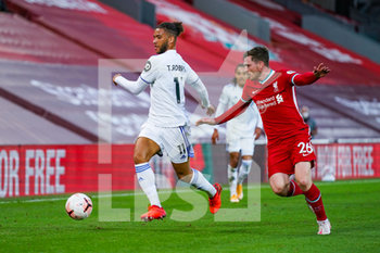 12/09/2020 - Leeds United forward Tyler Roberts (11) during the English championship Premier League football match between Liverpool and Leeds United on September 12, 2020 at Anfield in Liverpool, England - Photo Malcolm Bryce / ProSportsImages / DPPI - LIVERPOOL VS LEEDS UNITED - ENGLISH PREMIER LEAGUE - CALCIO