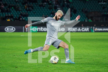 VfL Wolfsburg vs AS Saint-Étienne - EUROPA LEAGUE - CALCIO