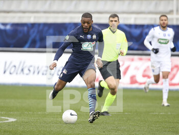 AJ Auxerre and Olympique de Marseille - FRENCH CUP - CALCIO