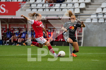 Stade de Reims vs Olympique Lyonnais - FRENCH WOMEN DIVISION 1 - CALCIO