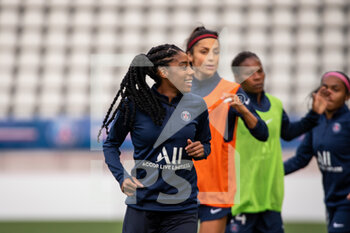Paris Saint-Germain and Stade de Reims - FRENCH WOMEN DIVISION 1 - CALCIO