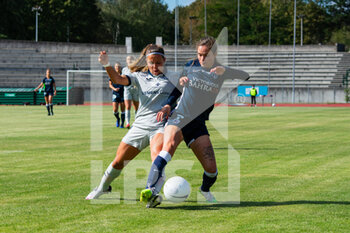 Paris FC and Le Havre AC - FRENCH WOMEN DIVISION 1 - CALCIO