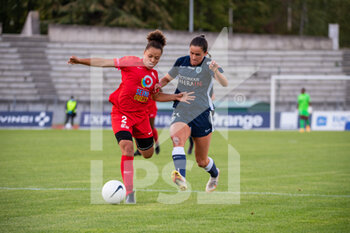 Paris FC vs GPSO 92 Issy - FRENCH WOMEN DIVISION 1 - CALCIO