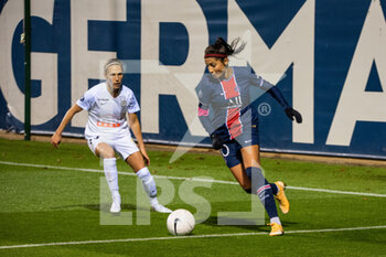 Paris Saint-Germain vs Montpellier HSC - FRENCH WOMEN DIVISION 1 - CALCIO