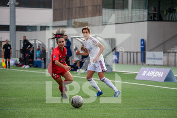 GPSO 92 Issy vs Girondins de Bordeaux - FRENCH WOMEN DIVISION 1 - CALCIO