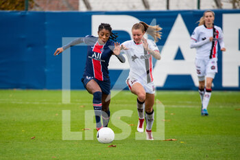 Paris Saint-Germain vs FC Fleury 91 - FRENCH WOMEN DIVISION 1 - CALCIO