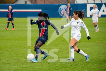 Paris Saint-Germain vs Paris FC - FRENCH WOMEN DIVISION 1 - CALCIO