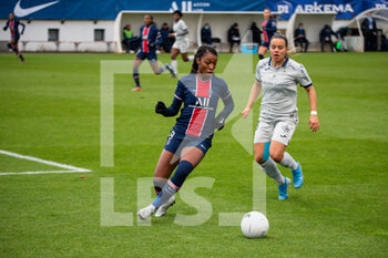 Paris Saint-Germain vs Le Havre AC - FRENCH WOMEN DIVISION 1 - CALCIO