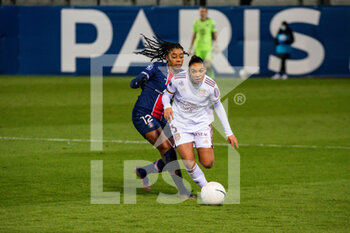 Paris Saint-Germain vs Girondins de Bordeaux - FRENCH WOMEN DIVISION 1 - CALCIO