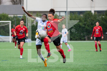 GPSO 92 Issy and ASJ Soyaux Charente - FRENCH WOMEN DIVISION 1 - CALCIO