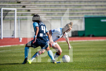 FC Fleury 91 and Le Havre AC - FRENCH WOMEN DIVISION 1 - CALCIO