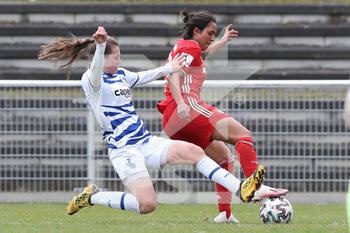 CALCIO - GERMAN FRAUEN-BUNDESLIGA - Stade de Reims vs Olympique Lyonnais