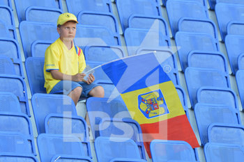 27/06/2019 - Romanian fan on the stands - UEFA EUROPEAN UNDER-21 CHAMPIONSHIP 2019 - SEMIFINALS MATCH BETWEEN GERMANY AND ROMANIA - INTERNAZIONALI - CALCIO