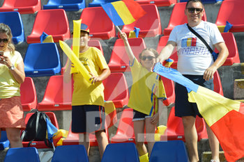 27/06/2019 - Romanian fans on the stands - UEFA EUROPEAN UNDER-21 CHAMPIONSHIP 2019 - SEMIFINALS MATCH BETWEEN GERMANY AND ROMANIA - INTERNAZIONALI - CALCIO