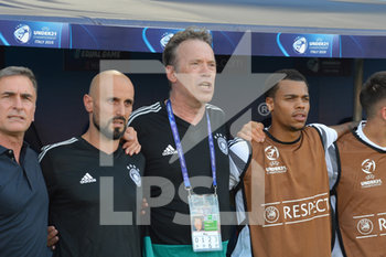 27/06/2019 - Stefan Kuntz coach of Germany - UEFA EUROPEAN UNDER-21 CHAMPIONSHIP 2019 - SEMIFINALS MATCH BETWEEN GERMANY AND ROMANIA - INTERNAZIONALI - CALCIO
