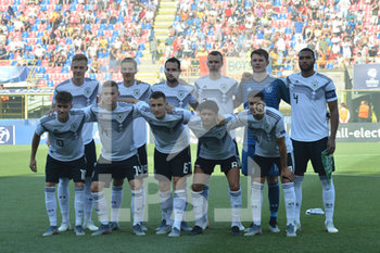 27/06/2019 - Players of Germany line up - UEFA EUROPEAN UNDER-21 CHAMPIONSHIP 2019 - SEMIFINALS MATCH BETWEEN GERMANY AND ROMANIA - INTERNAZIONALI - CALCIO