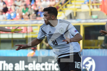 27/06/2019 - Germany´ Nadiem Amiri celebrate the goal of 1 - 0 against Romania - UEFA EUROPEAN UNDER-21 CHAMPIONSHIP 2019 - SEMIFINALS MATCH BETWEEN GERMANY AND ROMANIA - INTERNAZIONALI - CALCIO