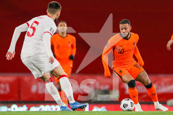 World Cup 2020 Qualifiers - Turkey and Netherlands - FIFA MONDIALI - CALCIO