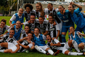AS Roma Women vs Juventus Women - SERIE A FEMMINILE - CALCIO