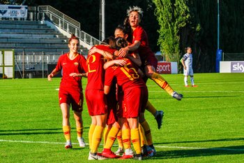 AS Roma Women vs Chievo Verona - SERIE A FEMMINILE - CALCIO