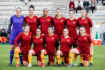 09/02/2019 - AS Roma Women - AS ROMA WOMEN VS FLORENTIA SSDRAL - SERIE A FEMMINILE - CALCIO