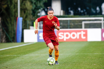 09/02/2019 - Agnese Bonfantini - AS ROMA WOMEN VS FLORENTIA SSDRAL - SERIE A FEMMINILE - CALCIO