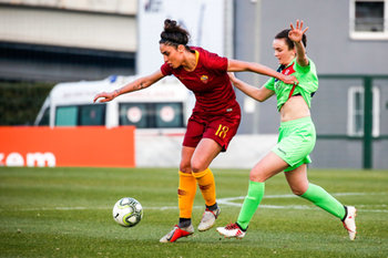 09/02/2019 - Piemonte Martina (RM) - AS ROMA WOMEN VS FLORENTIA SSDRAL - SERIE A FEMMINILE - CALCIO
