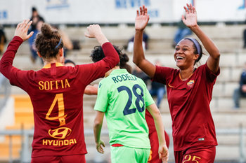 AS Roma Women vs Florentia Ssdral - SERIE A FEMMINILE - CALCIO