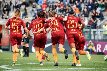 09/02/2019 - Eesultanza AS Roma - AS ROMA WOMEN VS FLORENTIA SSDRAL - SERIE A FEMMINILE - CALCIO
