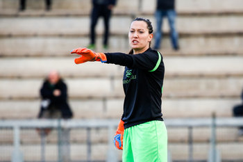 09/02/2019 - Chiara Marchitelli portiere Florentia - AS ROMA WOMEN VS FLORENTIA SSDRAL - SERIE A FEMMINILE - CALCIO