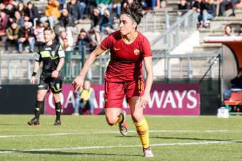 09/02/2019 - Martina Piemonte - AS ROMA WOMEN VS FLORENTIA SSDRAL - SERIE A FEMMINILE - CALCIO