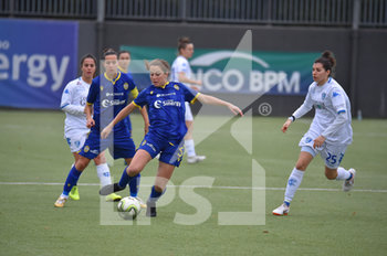 16/11/2019 - Soliw Madison Sarah - centrocampista - Hellas Verona Women - (#5) - HELLAS VERONA WOMEN VS EMPOLI LADIES - SERIE A FEMMINILE - CALCIO