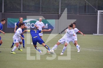 16/11/2019 - Sardu Rossella - centrocampista - Hellas Verona Women - (#7)