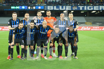 19/05/2019 - INTER - NAPOLI VS INTER - SERIE A - CALCIO