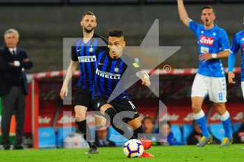 19/05/2019 - MARTINEZ - NAPOLI VS INTER - SERIE A - CALCIO