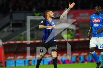 19/05/2019 - ICARDI - NAPOLI VS INTER - SERIE A - CALCIO