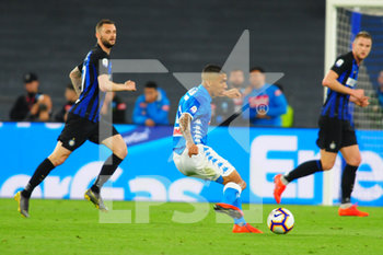 19/05/2019 - ALLAN - NAPOLI VS INTER - SERIE A - CALCIO
