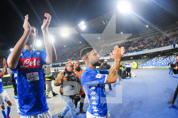 19/05/2019 - INSIGNE - NAPOLI VS INTER - SERIE A - CALCIO