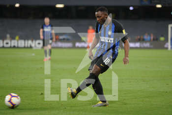 19/05/2019 - ASAMOAH - NAPOLI VS INTER - SERIE A - CALCIO