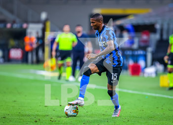 28/07/2020 - Ashley Young of FC Internazionale during the Serie A 2019/20 match between FC Internazionale vs SSC Napoli at the San Siro Stadium, Milan, Italy on July 28, 2020 - Photo Fabrizio Carabelli - INTER VS NAPOLI - SERIE A - CALCIO