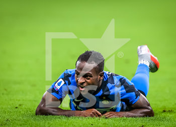 28/07/2020 - Victor Moses of FC Internazionale during the Serie A 2019/20 match between FC Internazionale vs SSC Napoli at the San Siro Stadium, Milan, Italy on July 28, 2020 - Photo Fabrizio Carabelli - INTER VS NAPOLI - SERIE A - CALCIO