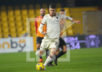 21/02/2021 - Gianluca Mancini (AC ROMA ) - BENEVENTO CALCIO VS AS ROMA - SERIE A - CALCIO